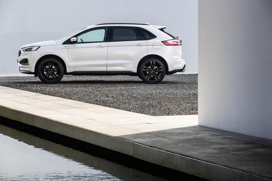 Ford обновил кроссовер Edge для Европы 3