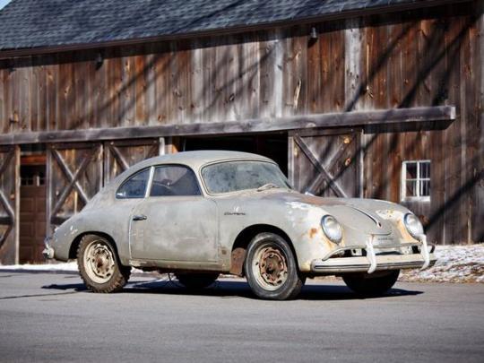 Старый ржавый автомобиль оценили в 700 тысяч долларов 1