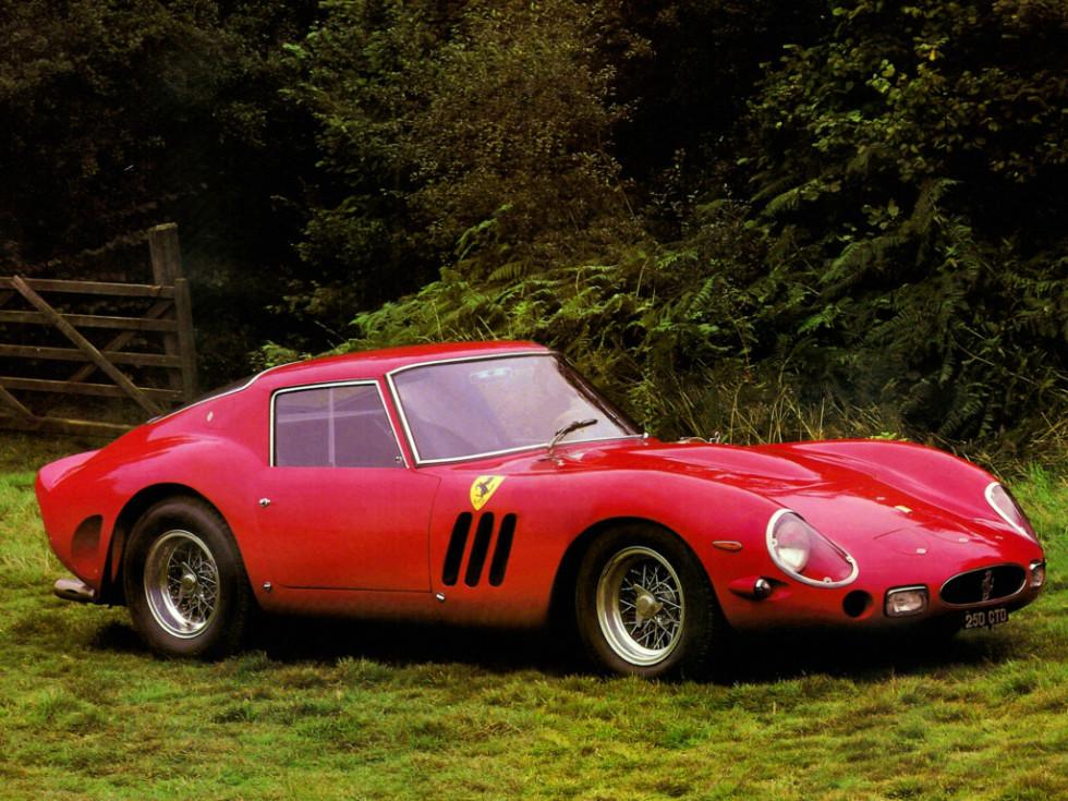 Ferrari «воскресит» купе 250 GTO 1
