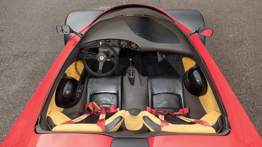 Самый странный Ferrari выставили на продажу 2