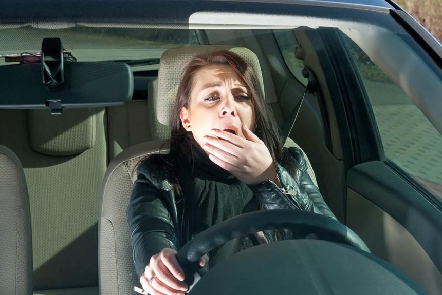 Чем опасно недосыпание для водителя 1