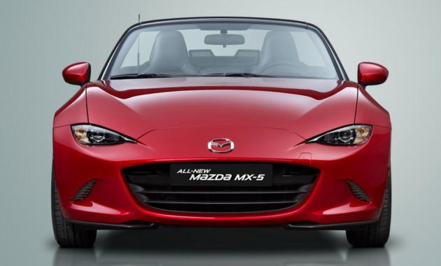 Обновленная Mazda MX-5 станет мощнее 1