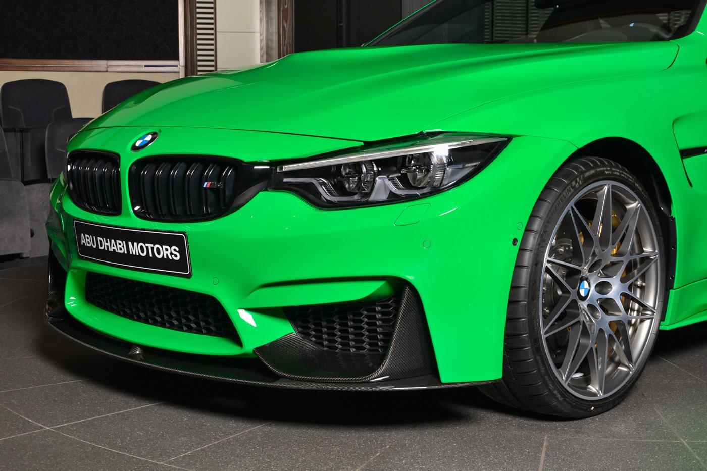 Арабы показали свою версию BMW M4 1