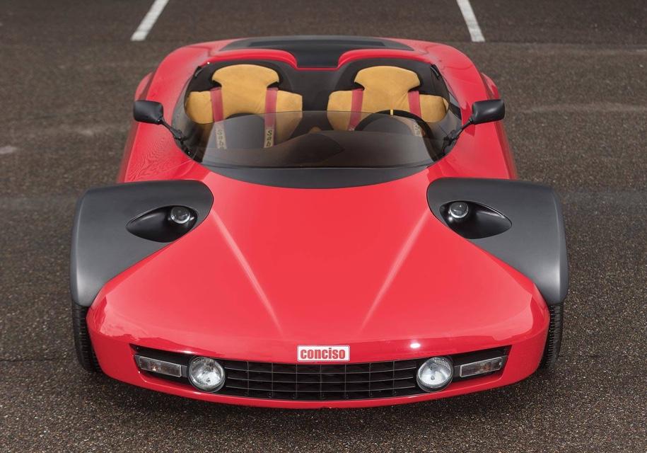 Самый странный Ferrari выставили на продажу 1