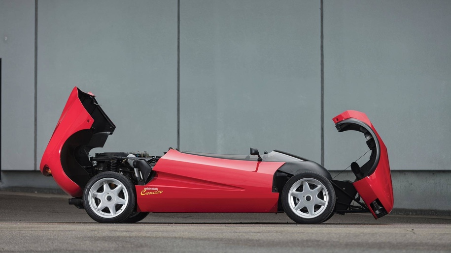Самый странный Ferrari выставили на продажу 4