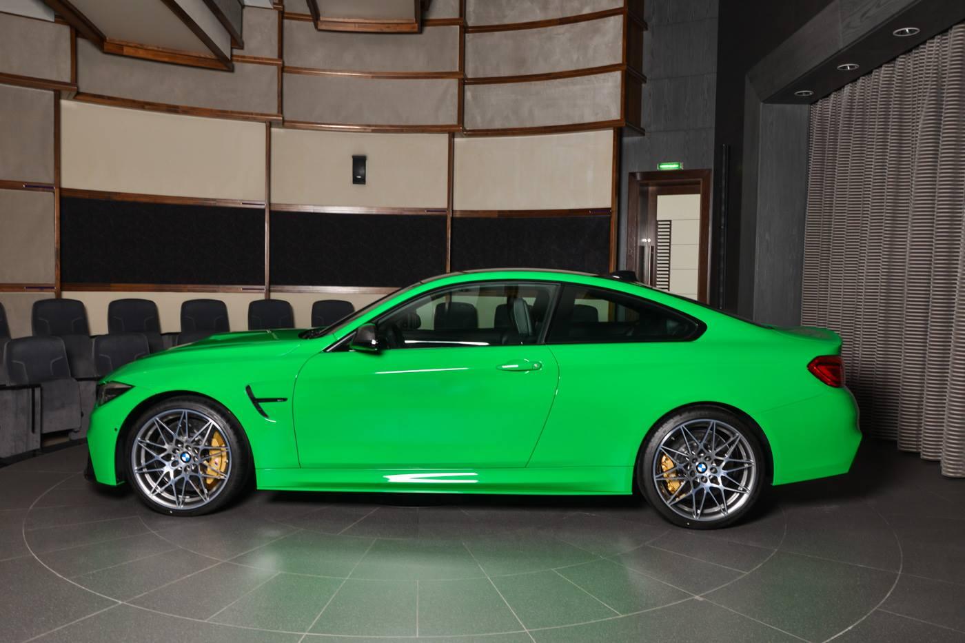 Арабы показали свою версию BMW M4 2
