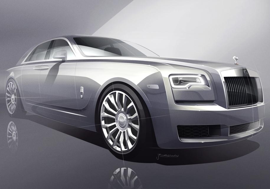 Специальную серию Rolls-Royce посвятят автомобилю 1907 года 1