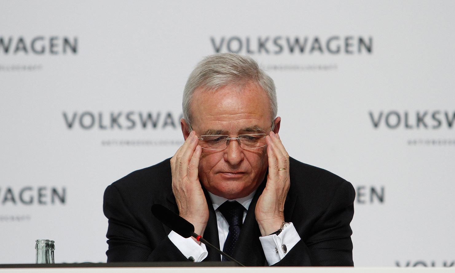 Экс-главу компании Volkswagen уличили во лжи 1