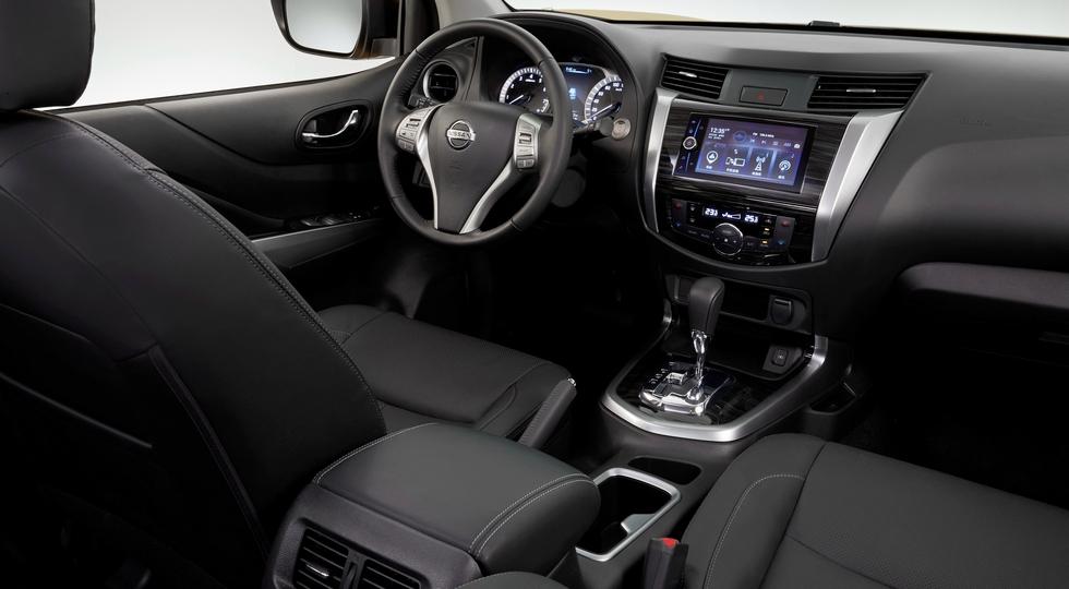 Nissan готовится к премьере внедорожника Terra 1