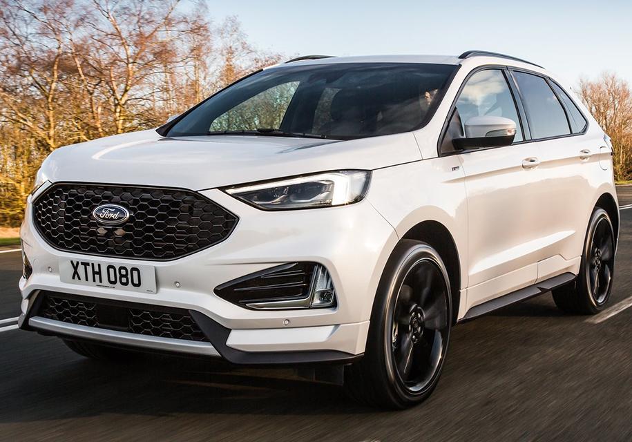 Ford обновил кроссовер Edge для Европы 1