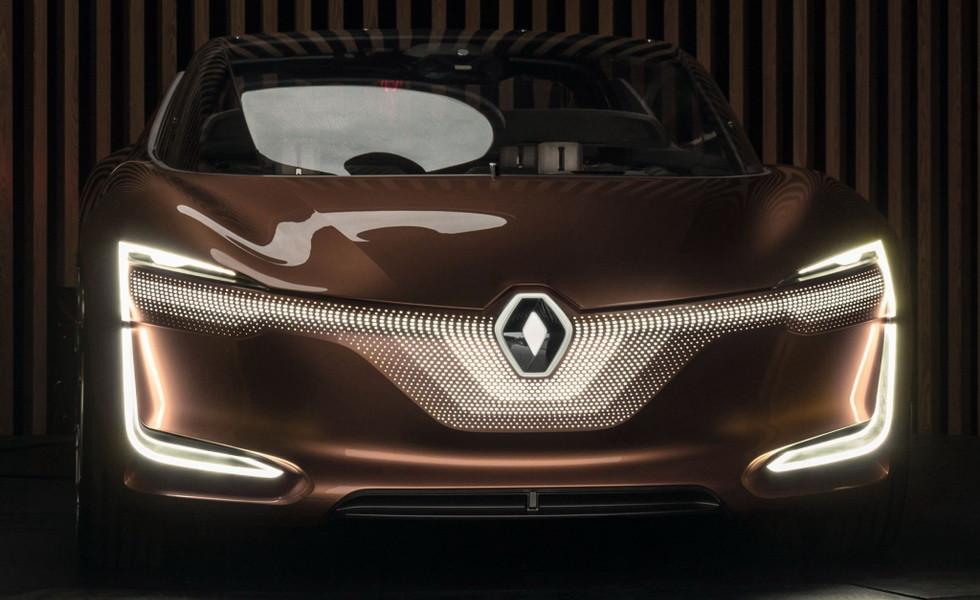 Renault привезет в Женеву новый концепт, который «взрывает» сознание 1
