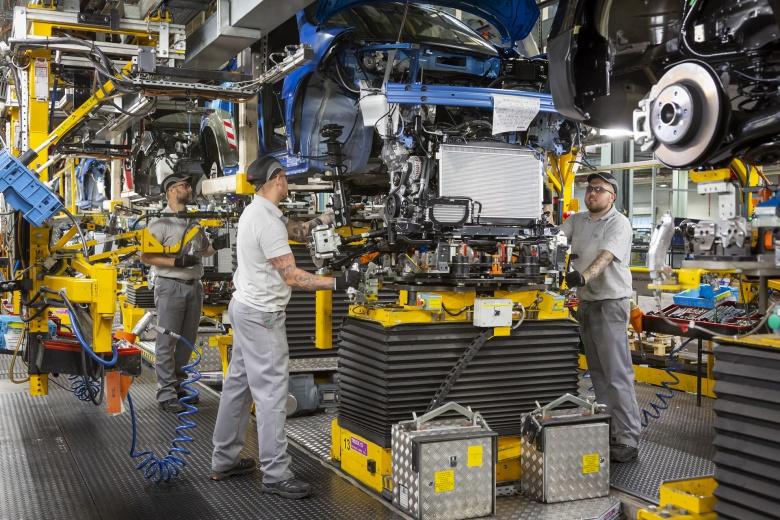 Миллионный экземпляр Nissan Juke сошел с конвейера 1