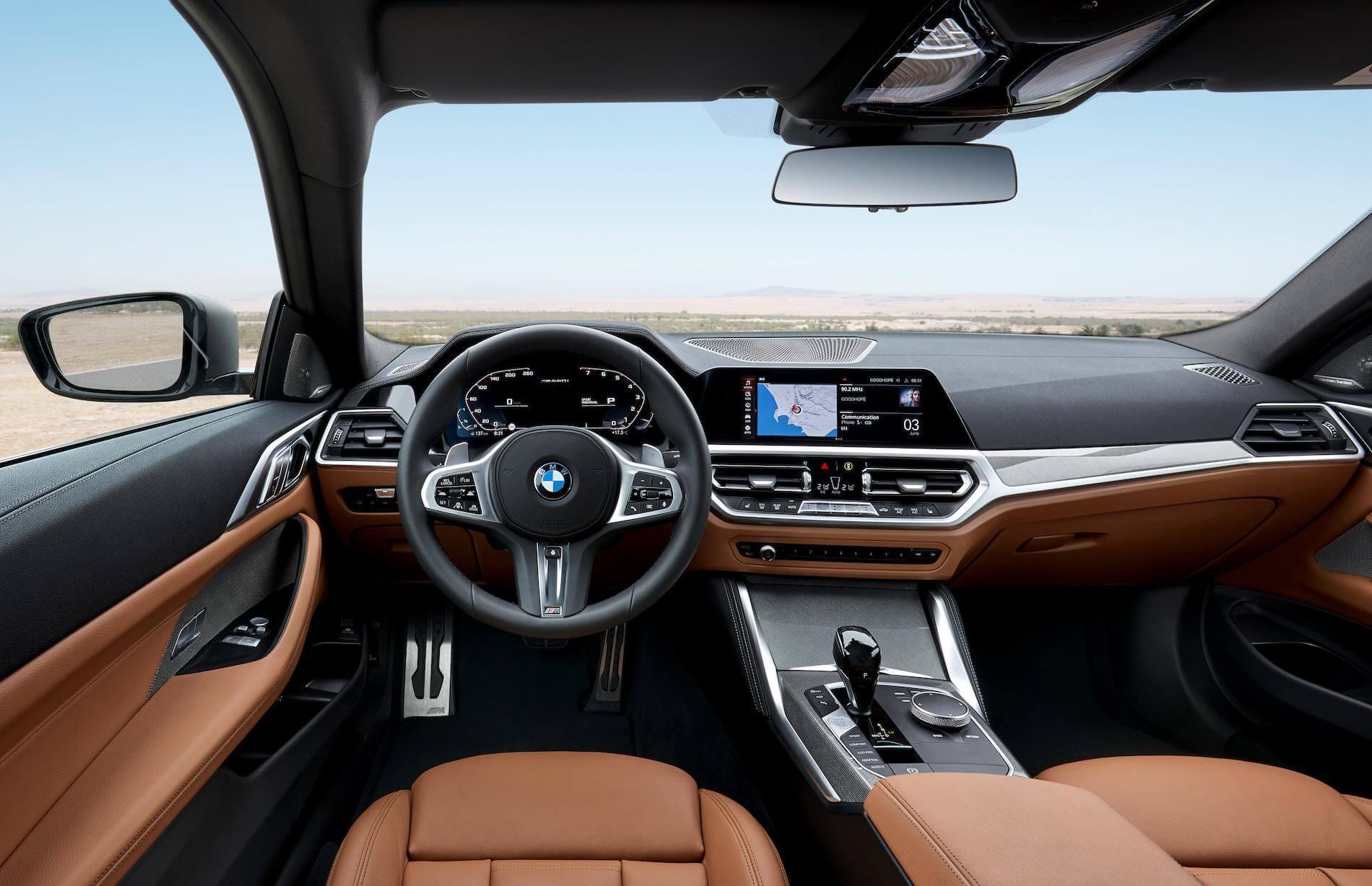 BMW представила новое поколение купе 4 серии 3