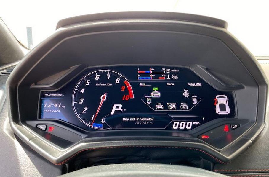 Lamborghini Huracan с пробегом 300 тысяч километров продают по рекордной цене - 130 тысяч долларов 7