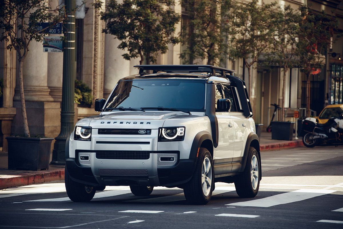 Land Rover Defender возвращается на рынок США 1