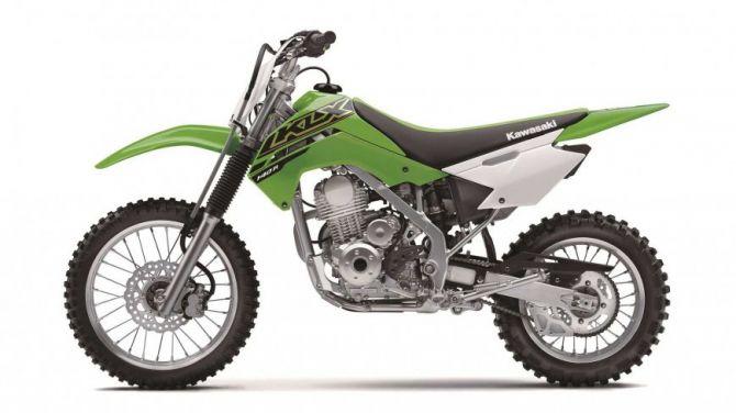 Kawasaki представила обновленную линейку внедорожных мотоциклов 1