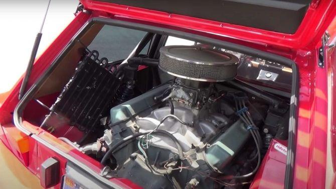 Двухмоторный Yugo имеет рабочий объем 16,4 литра и мощность около 1000 л.с. (ФОТО) 4