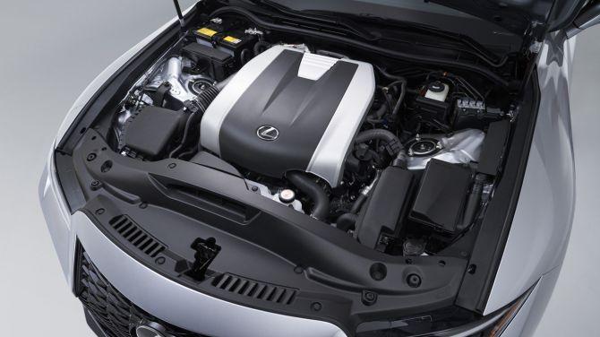 Новый Lexus IS раскрыт до официального дебюта 3