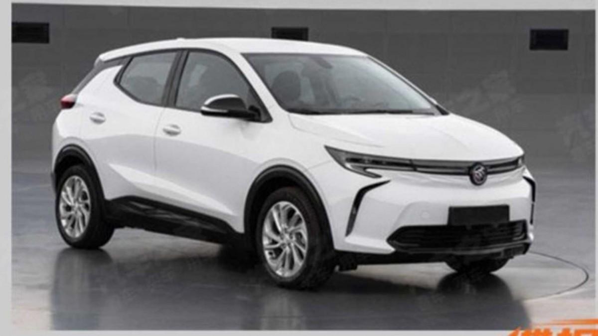 Новый электрокар Chevrolet Bolt станет кроссовером 1