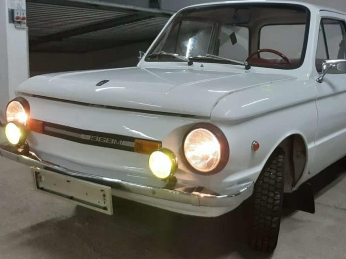 В Германии на продажу выставили ЗАЗ-968 1981 года выпуска за 24тыс. евро 1