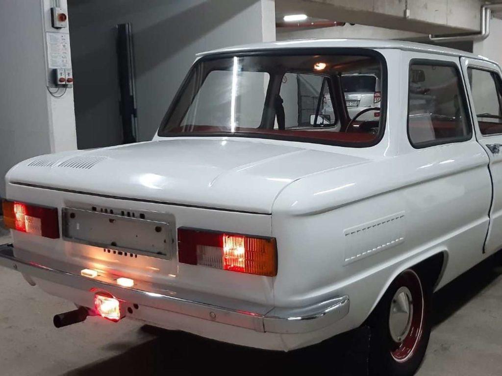 В Германии на продажу выставили ЗАЗ-968 1981 года выпуска за 24тыс. евро 2