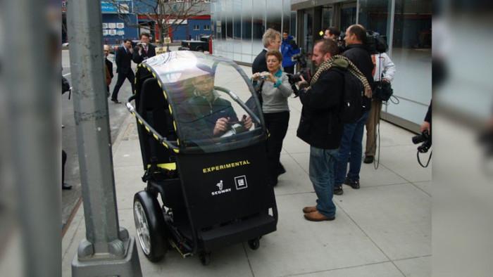 В Америке выпустили двухколесный автомобиль (фото) 2