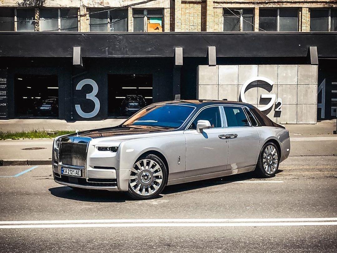 В Украине появился новенький роскошный Rolls-Royce за 16 млн. гривен 1
