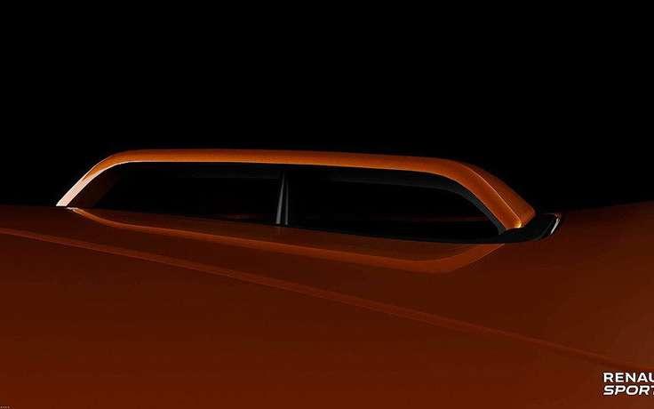 Марка Renault опубликовала тизер новой модели 1