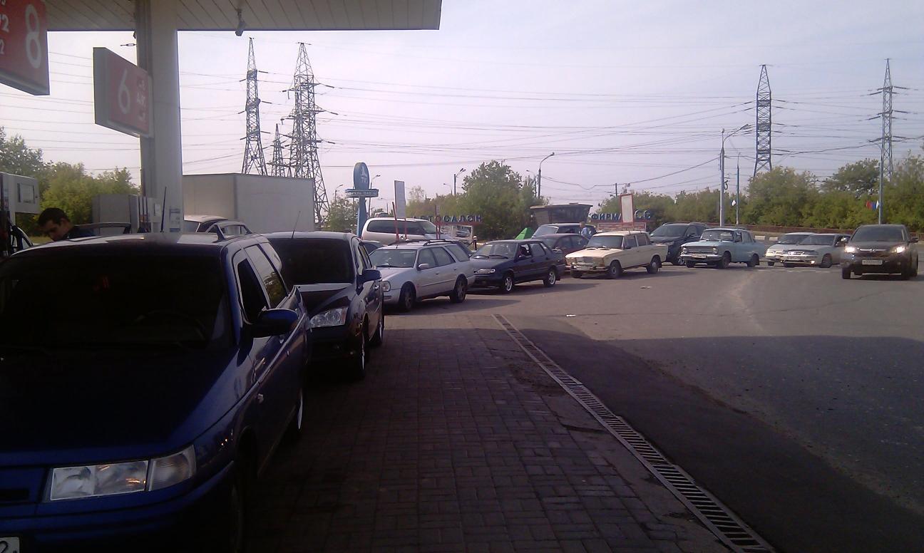 Большая часть столичных водителей довольна качеством бензина на отечественных АЗС 1