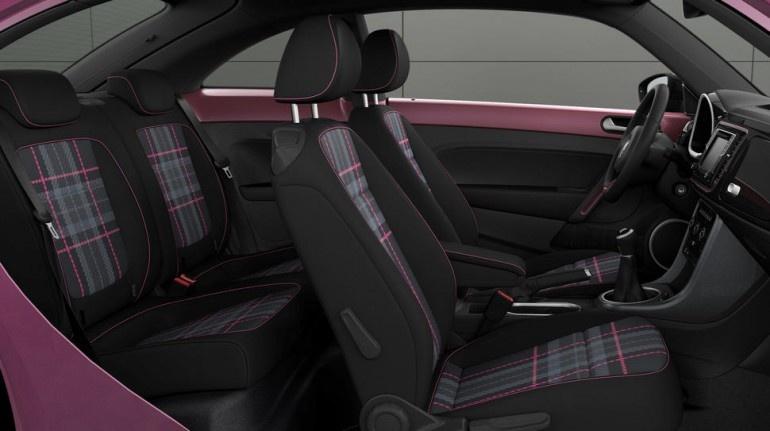 Volkswagen выпустил эксклюзивную версию «Жука» для милых дам 2