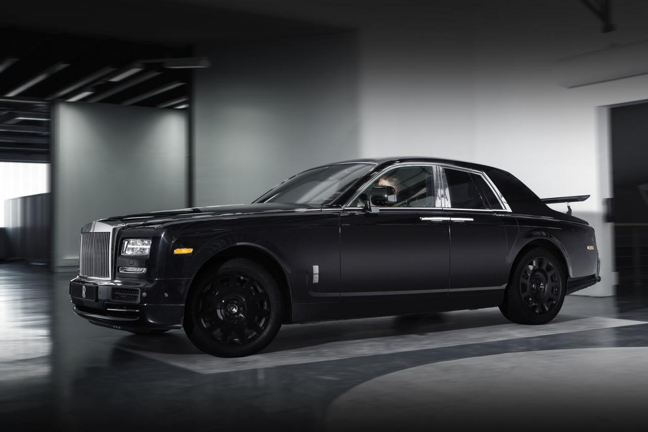 Rolls-Royce проводит испытания новой платформы 1