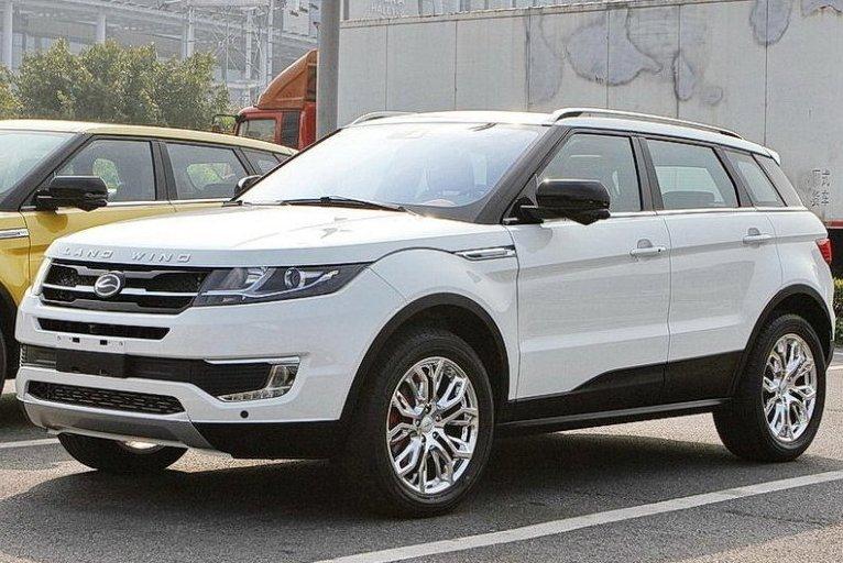 Компания Jaguar Land Rover подала в суд из-за копирования их модели 2