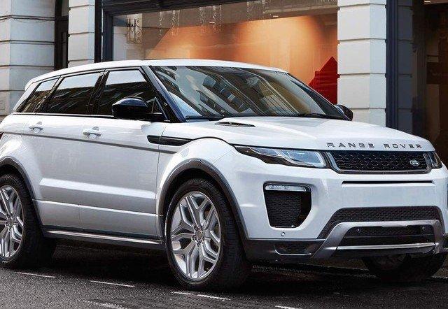 Компания Jaguar Land Rover подала в суд из-за копирования их модели 1