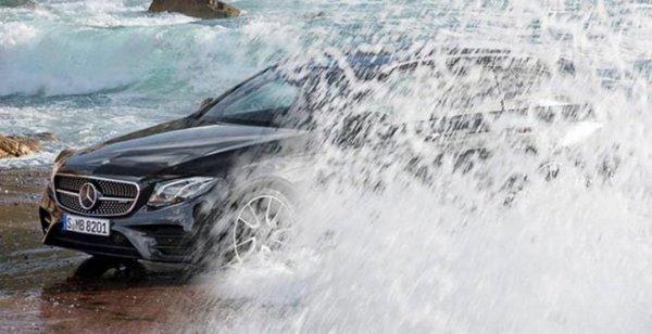Компания Mercedes-Benz показала свой новый универсал 1