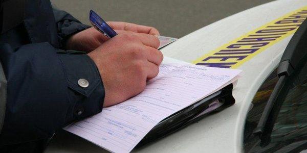В Украине выписали рекордный штраф в 500 тыс. грн 1