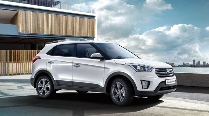 Hyundai представил новый кроссовер Creta 1