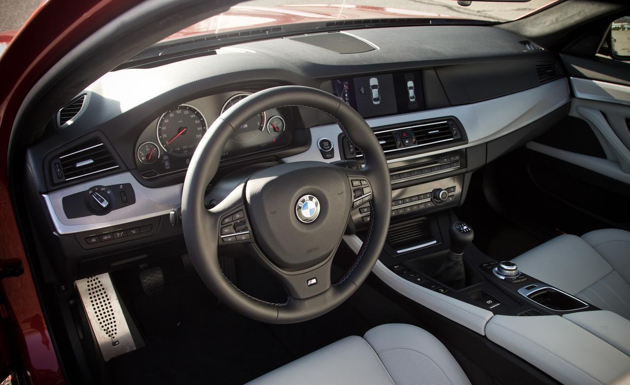 BMW M5 и M6 «лишатся» механических коробок передач 1