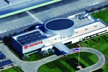 В Японии возобновлена работа всех заводов Toyota 1