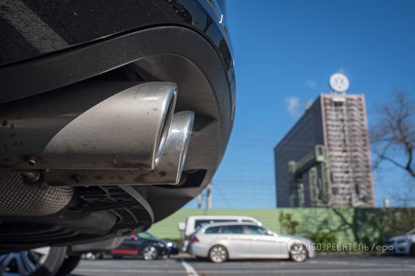 Volkswagen – единственная компания, которая использовала запрещенное программное обеспечение 1