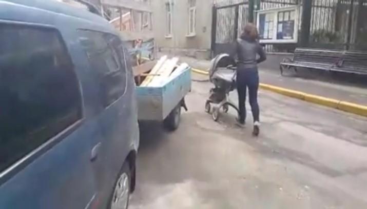 Черниговский водитель превзошел всех «автохамов» в Киеве 3