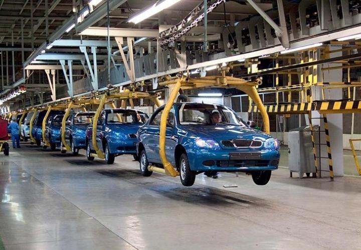 В текущем году ЗАЗ выпустил всего 4 автомобиля 1