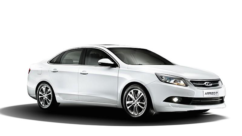 В Украине появятся сразу три новые модели Chery 3