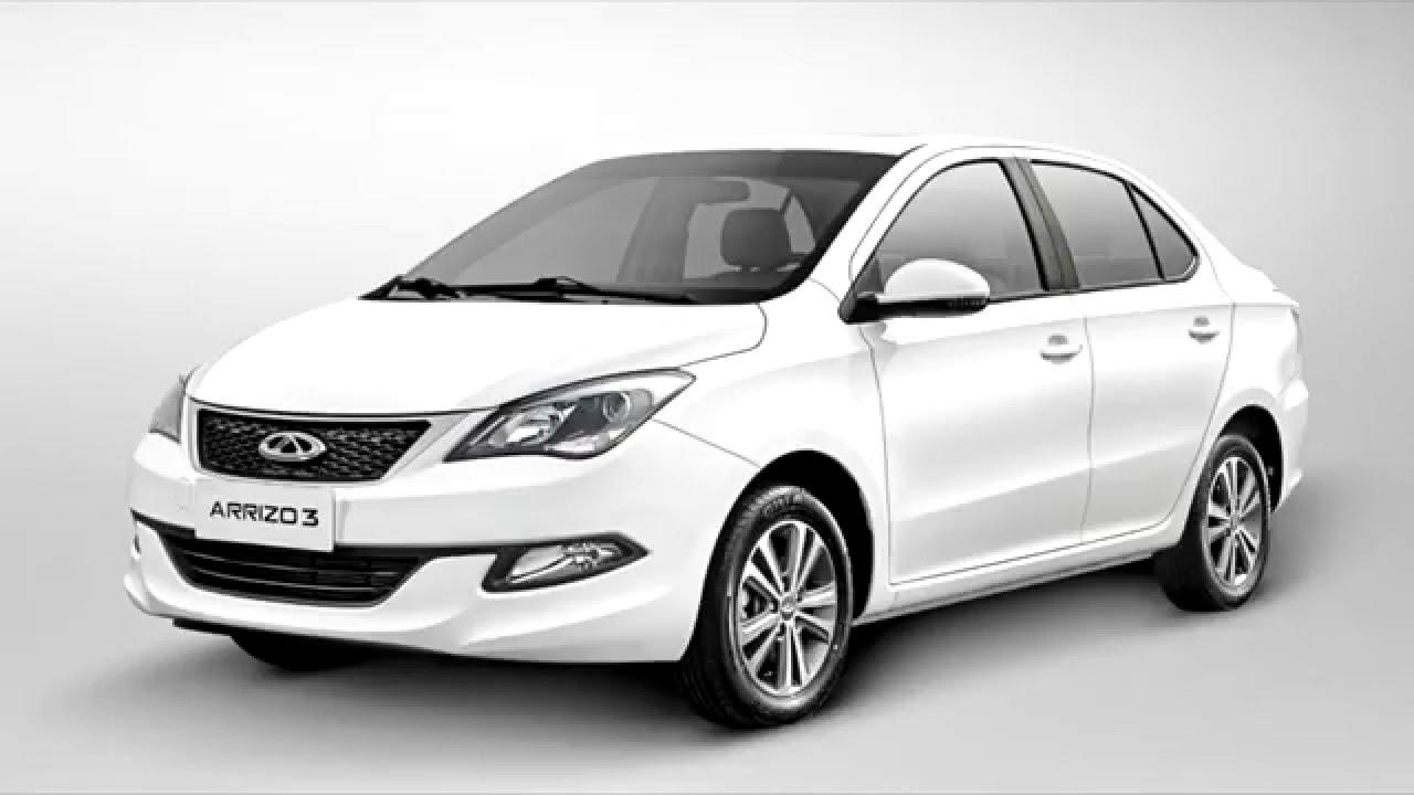 В Украине появятся сразу три новые модели Chery 2