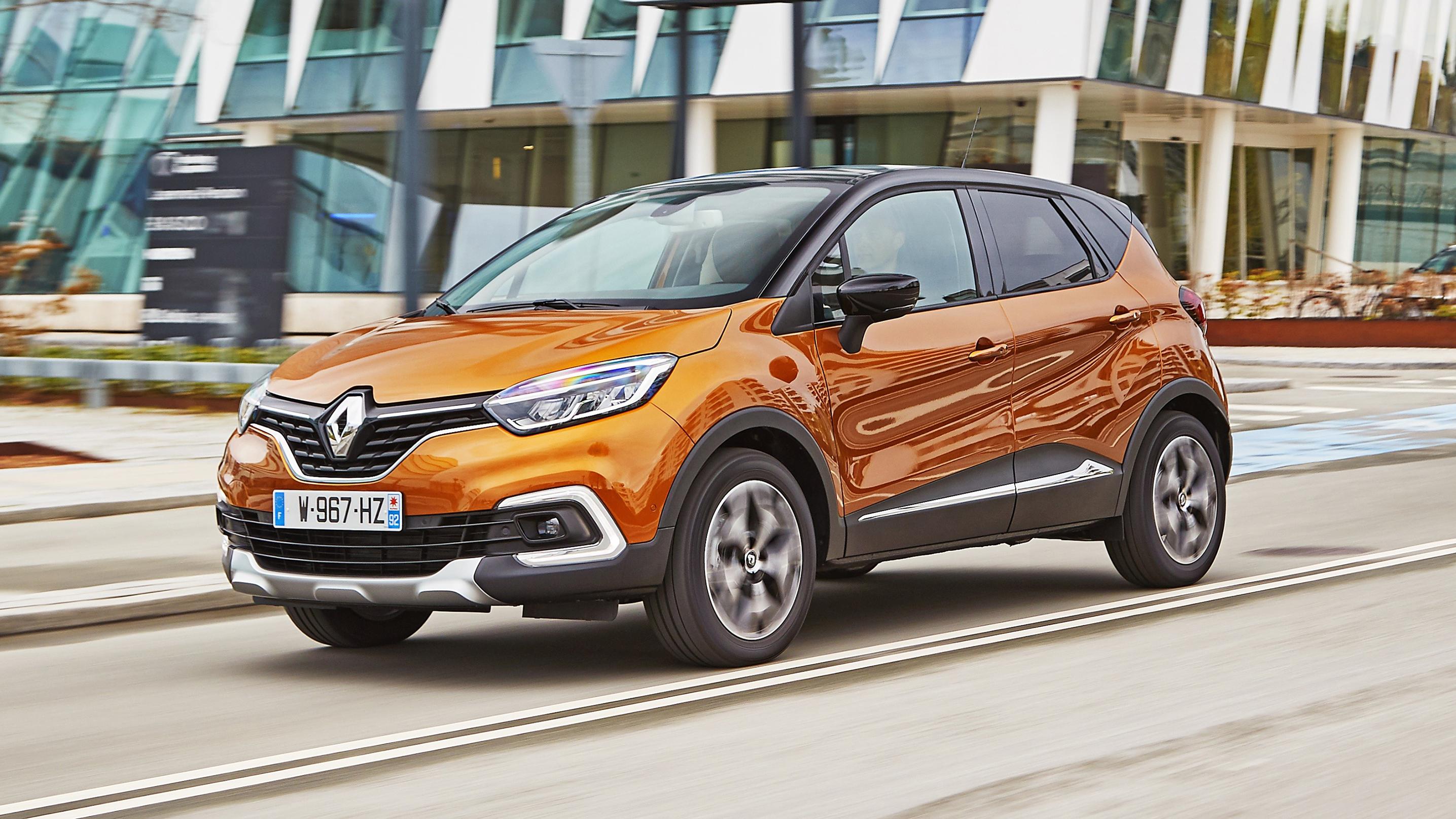 Renault готовит новый кроссовер 1