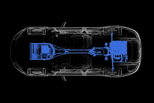 Aston Martin раскрыл подробности об электрокаре Rapide E 1