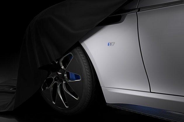 Aston Martin раскрыл подробности об электрокаре Rapide E 2