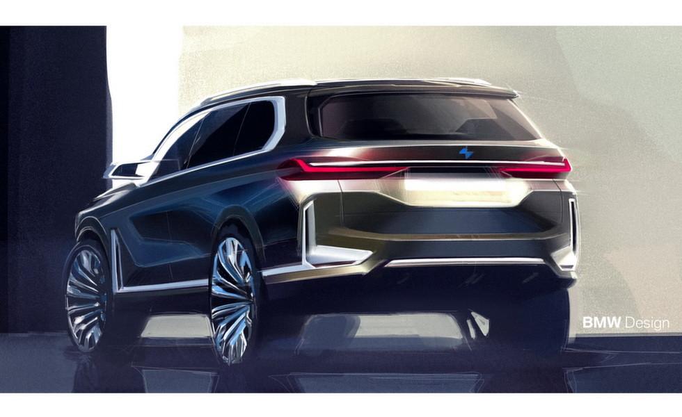 BMW X5 2019 получит новый силовой агрегат 1
