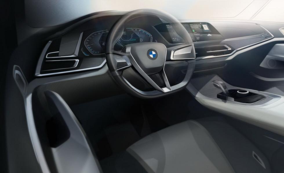BMW X5 2019 получит новый силовой агрегат 2