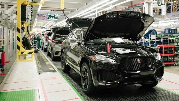 Jaguar Land Rover построит свой завод в США 1