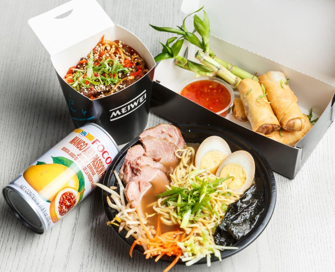 ОККО наращивает сеть паназиатских ресторанов Meiwei 1